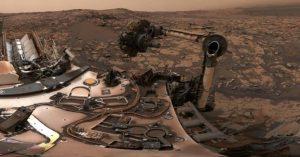 ここは火星の一軒家ーMy house of Mars planet.ー