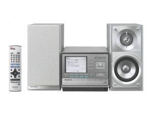 2005年発売のPanasonic SC-SX400を聴いてみる