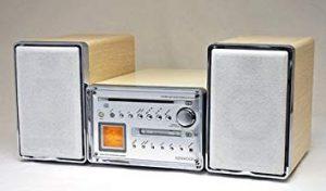 2000年のミニステレオKenwood VH-5MDを聴いてみる